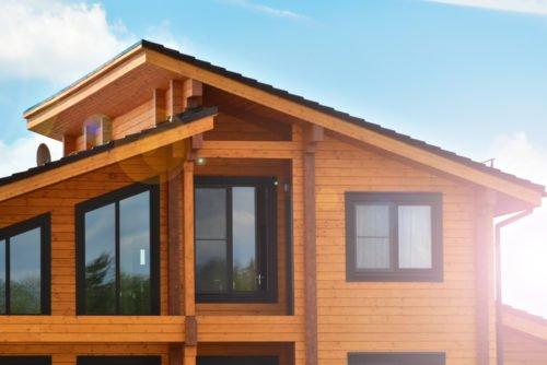 Maison en bois propre Entretien Arma