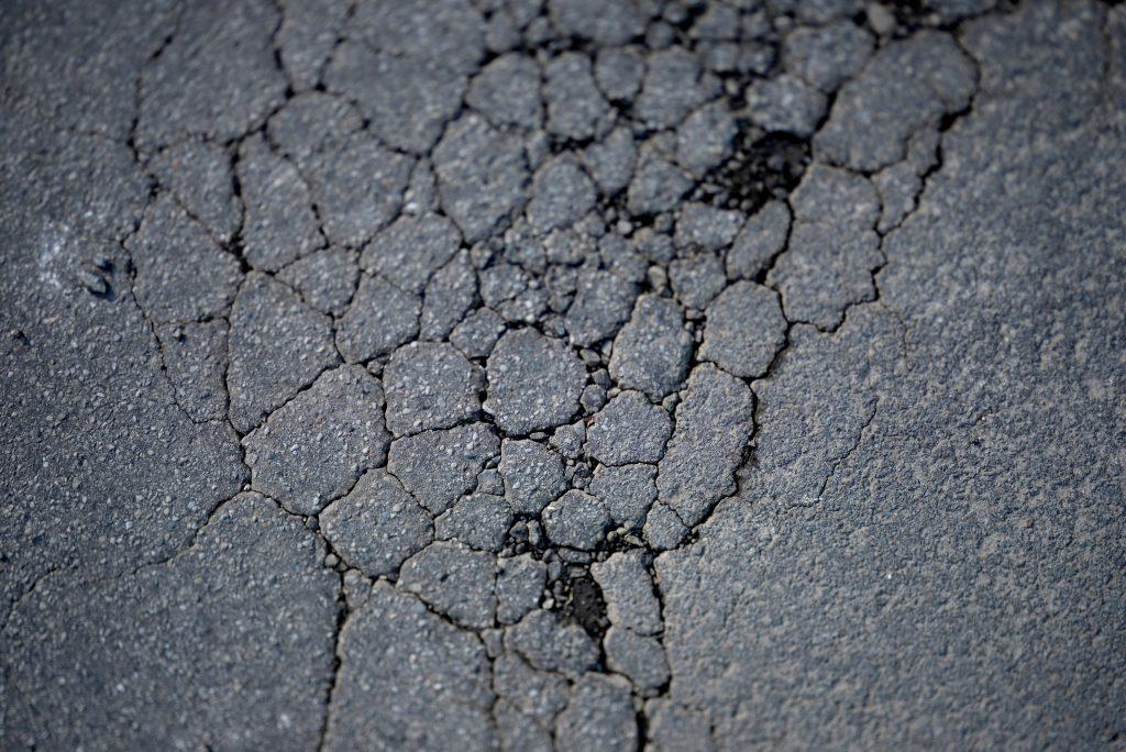 Réparation asphalte, scellant asphalte